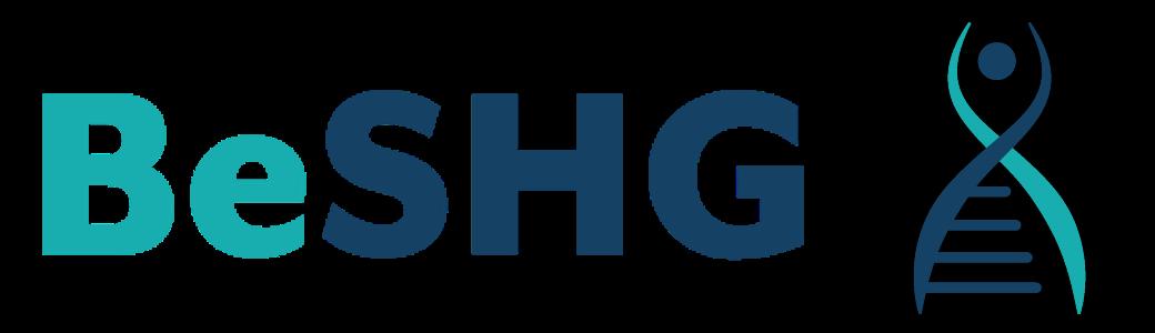 Belgian Society for Human Genetics logo